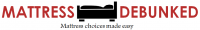 mattress debunked logo